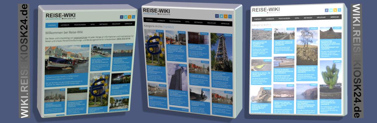 Reise-WIKI - Der Reiseblog von Reisekiosk24.de